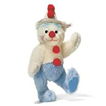 Clown Teddy Bear