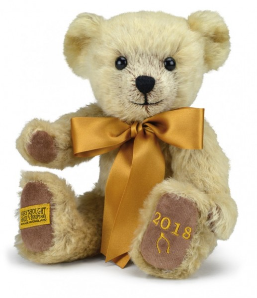 Merrythought 2018 Year Bear
