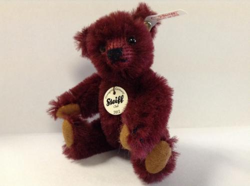 Steiff Club 2012 Membership Bear