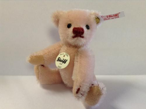 Steiff Club 2013 Membership Teddy Bear