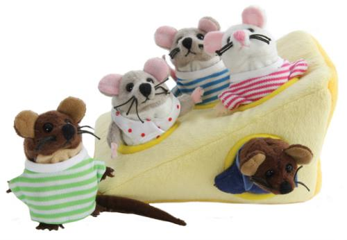 Cheese Mice