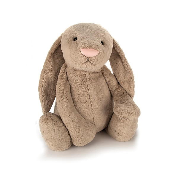 Bashful Beige bunny - Really Really Big