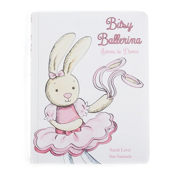 Bitsy Ballerina Learns to Dance - Book