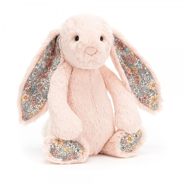 Bashful Blossom Blush Bunny - Medium