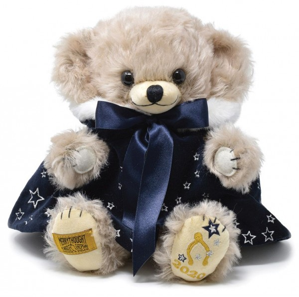 2020 Merrythought Christmas Cheeky Bear