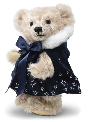 2020 Merrythought Christmas Teddy Bear