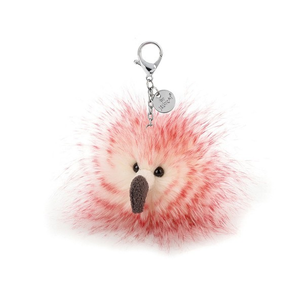 Bag Charm - Flaunt your Feathers