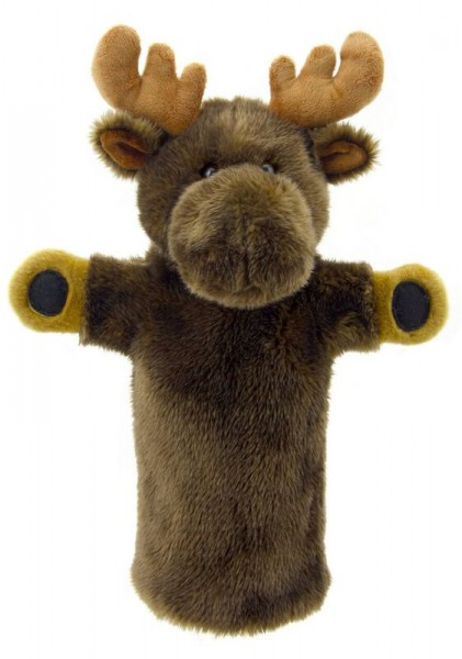Moose Puppet