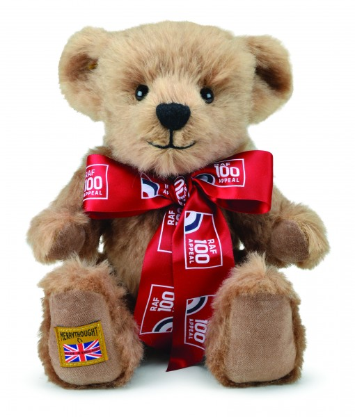 RAF 100 Appeal Teddy Bear