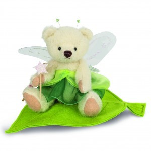 Elfe Fairy Bear green