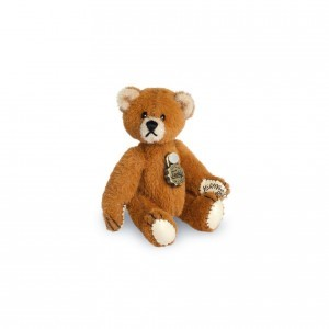 Gold Brown Teddy
