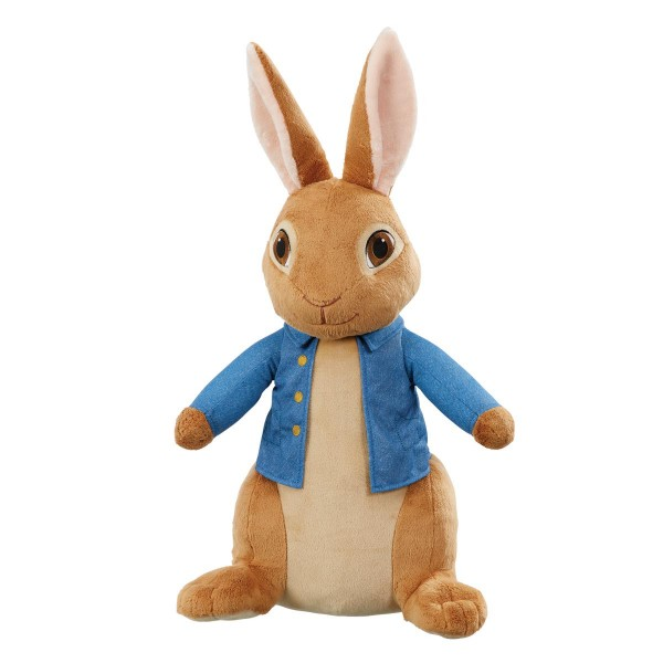 Giant Peter Rabbit Movie Soft Toy