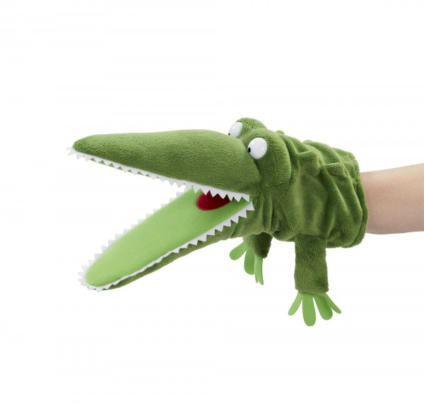 Enormous Crocodile Hand Puppet