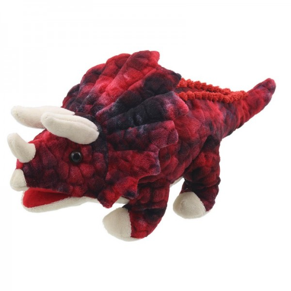 Baby Triceratops - Red